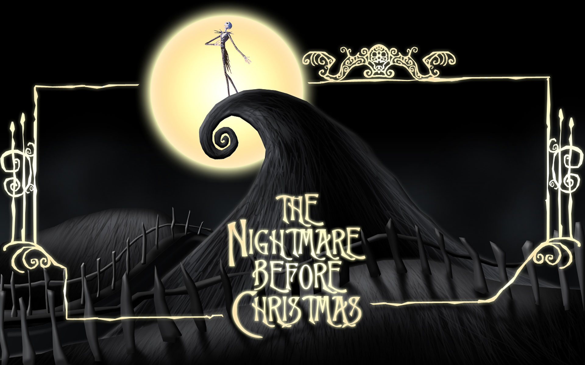 The Nightmare Before Christmas | jaliner